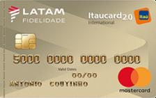 LATAM Itaucard 2.0 Internacional Mastercard