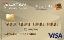 LATAM Itaucard 2.0 Internacional Visa