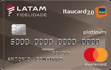 LATAM Itaucard 2.0 Platinum Mastercard