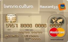 Livraria Cultura Itaucard 2.0 Internacional MasterCard