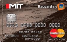 Mit Itaucard 2.0 Platinum MasterCard