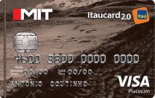 Mit Itaucard 2.0 Platinum Visa