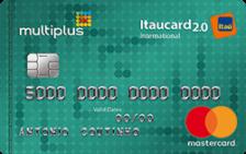 Multiplus Itaucard 2.0 Internacional Mastercard