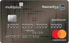 Multiplus Itaucard 2.0 Platinum Mastercard
