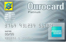 Ourocard Amex Platinum