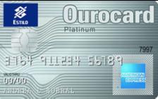Ourocard Estilo Amex Platinum