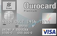 Ourocard Estilo Platinum Visa