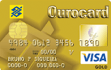 Ourocard Gold Visa