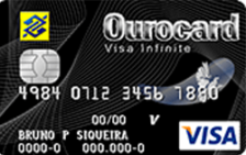 Ourocard Visa Infinite