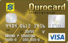 Ourocard Visa Internacional