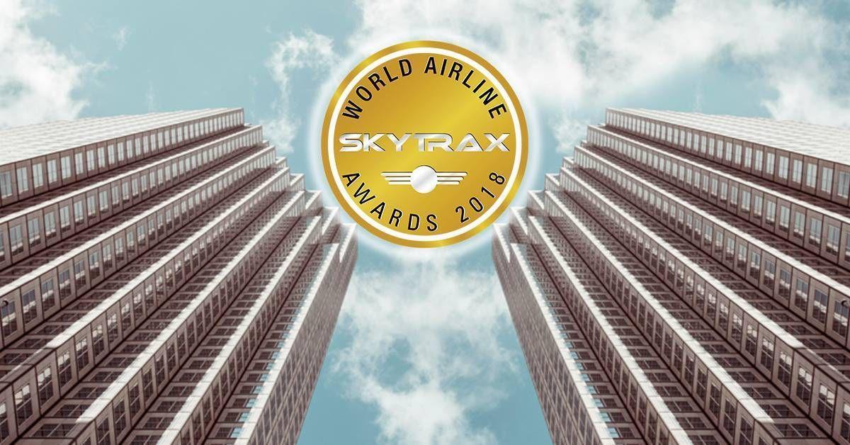 SkyTrax 2018: Confira a premiação das melhores companhias aéreas do mundo!