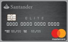 Santander Elite Platinum Mastercard