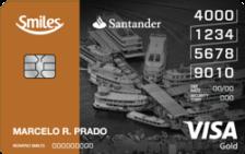 Smiles Santander Gold