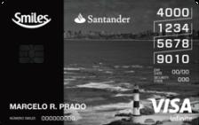 Smiles Santander Infinite