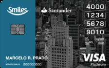 Smiles Santander Platinum