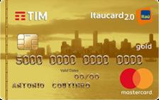 TIM Itaucard 2.0 Gold MasterCard