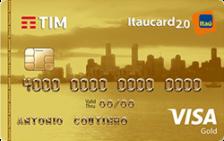 TIM Itaucard 2.0 Gold Visa