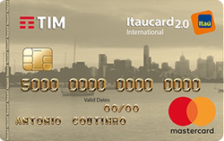 TIM Itaucard 2.0 Internacional MasterCard