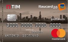 TIM Itaucard 2.0 Platinum MasterCard