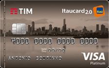 TIM Itaucard 2.0 Platinum Visa