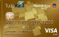 TudoAzul Itaucard 2.0 Gold Visa