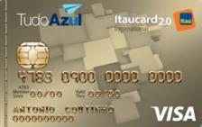 TudoAzul Itaucard 2.0 Internacional Visa
