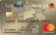 TudoAzul Itaucard 2.0 International MasterCard