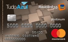 TudoAzul Itaucard 2.0 Platinum MasterCard