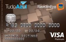 TudoAzul Itaucard 2.0 Platinum Visa