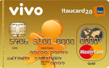 VIVO Itaucard 2.0 Gold MasterCard Pós