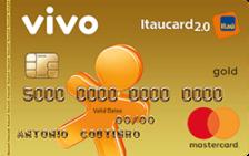 VIVO Itaucard 2.0 Gold MasterCard Pré