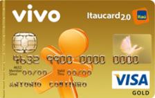 VIVO Itaucard 2.0 Gold Visa Pós