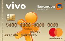 VIVO Itaucard 2.0 Internacional MasterCard Pós