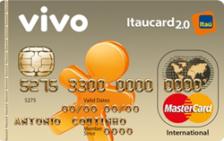 VIVO Itaucard 2.0 Internacional Mastercard Pré