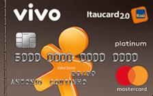 VIVO Itaucard 2.0 Platinum MasterCard Pós