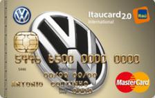 Volkswagen Itaucard 2.0 International MasterCard