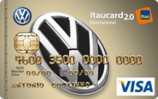 Volkswagen Itaucard 2.0 International Visa