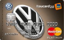 Volkswagen Itaucard 2.0 Platinum MasterCard