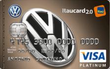 Volkswagen Itaucard 2.0 Platinum Visa