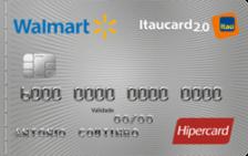 Walmart Itaucard 2.0 Hipercard