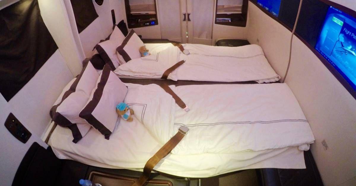 CHANCE de viajar na First Class Suites EX-Singapore por $614! Tem que ter sorte!