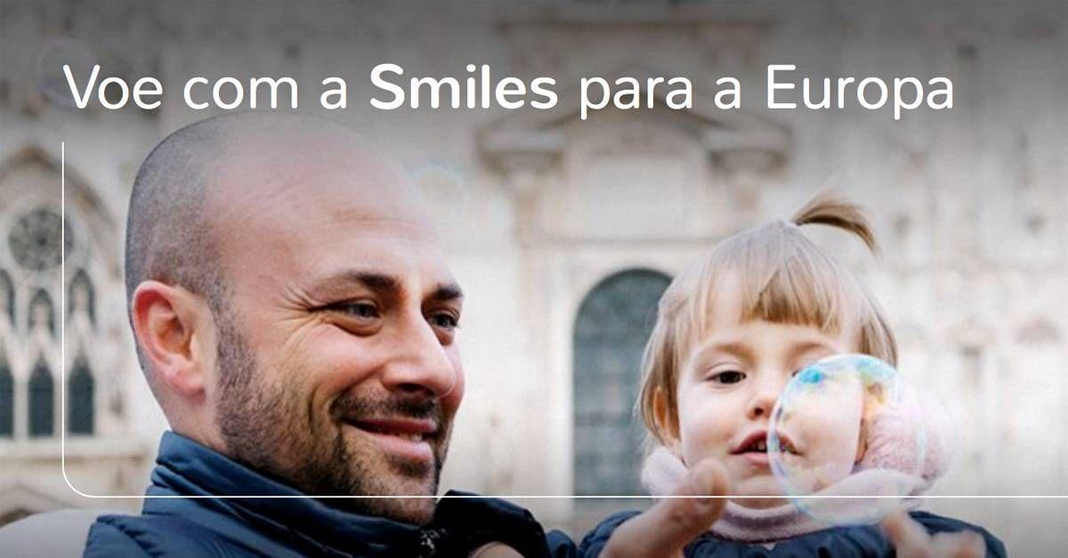 Smiles oferece preços promocionais de passagens para Europa (Econômica)