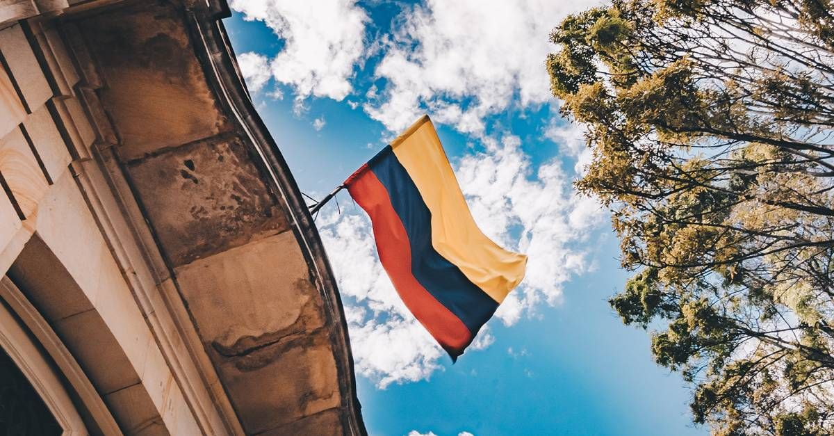 Colômbia Brasil voos