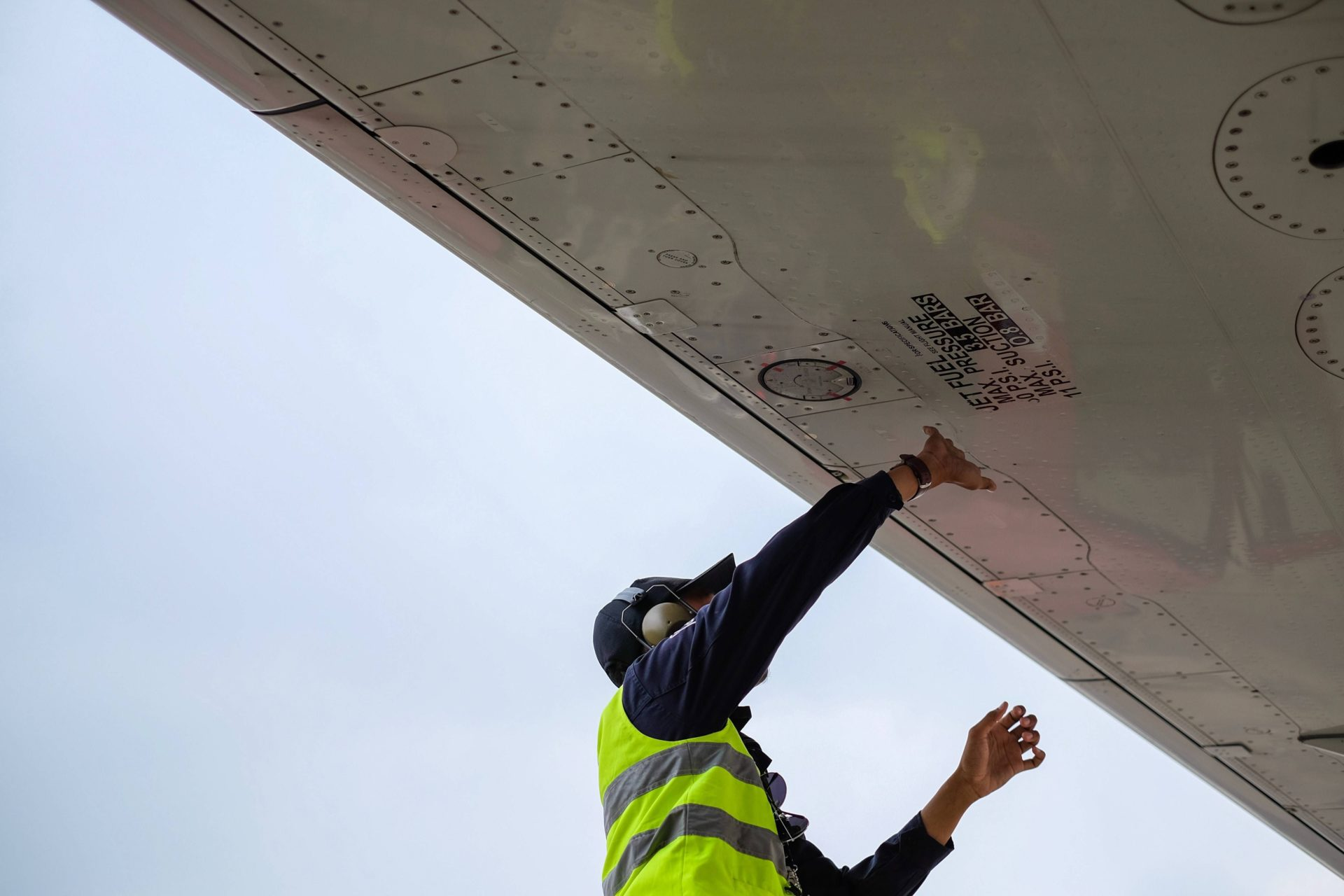 manutencao aviao