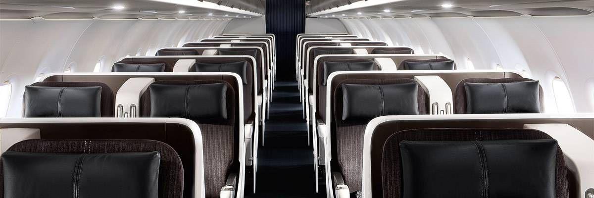 Classe Executiva British Airways A318