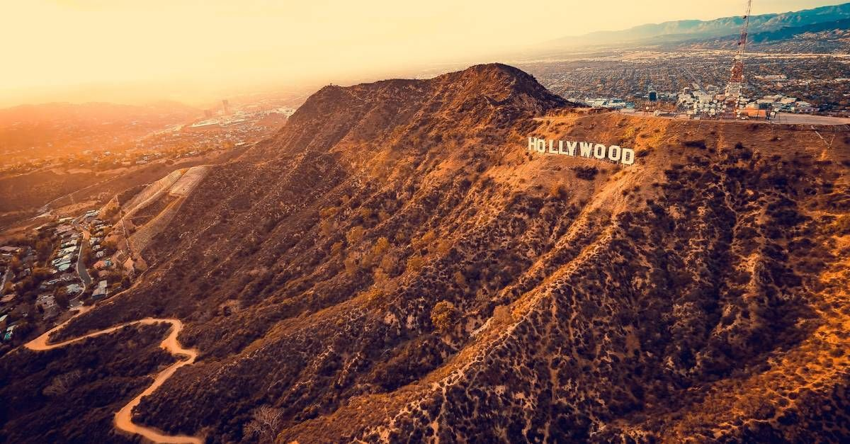Los Angeles stopover