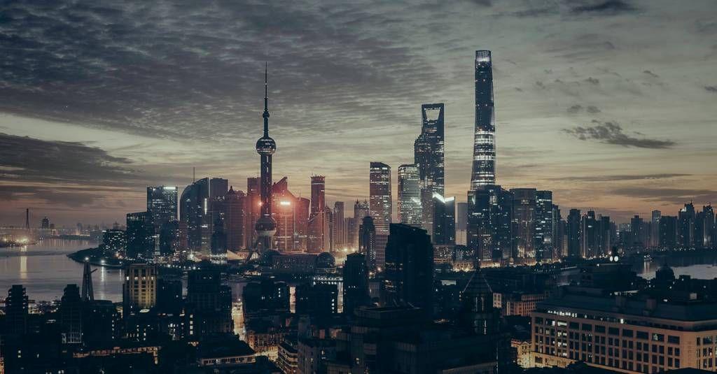 Xangai stopover
