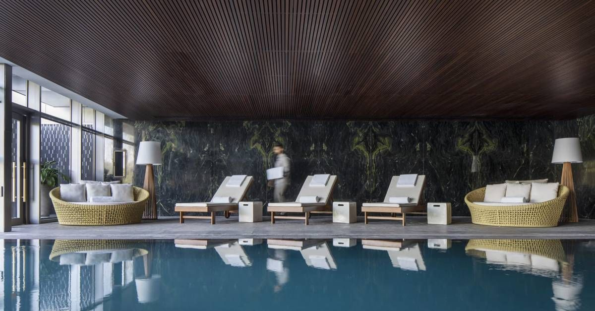 sugestões hotéis de luxo Four Seasons