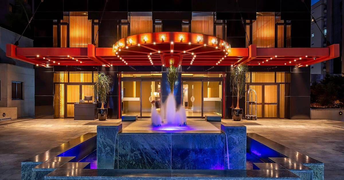sugestões hotéis de luxo InterContinental