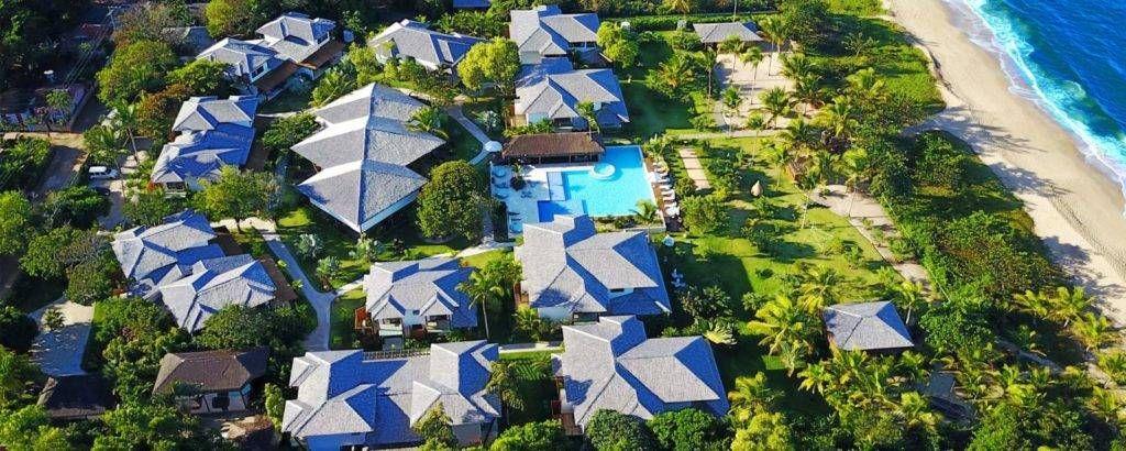 Hotel Campo Bahia de cima